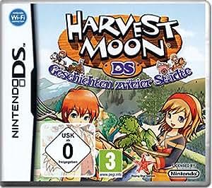 Harvest Moon DS: Geschichten zweier Städte - [Nintendo DS]
