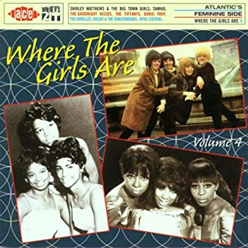 WHERE THE GIRLS ARE VOL4