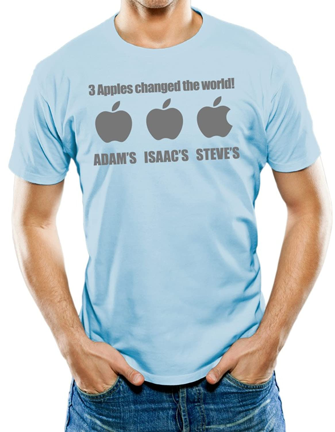 Three Apples Changed The World 3 Apples Changed The World