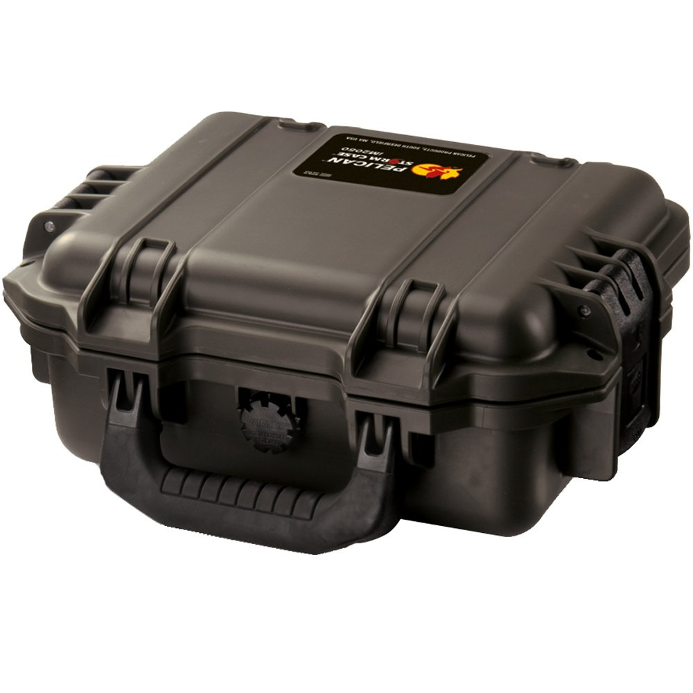 1 - Pelican Storm Case iM2050 - No Foam - Black