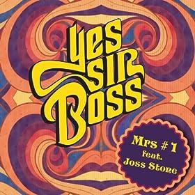 Mrs #1 (feat. Joss Stone) [Album Version]