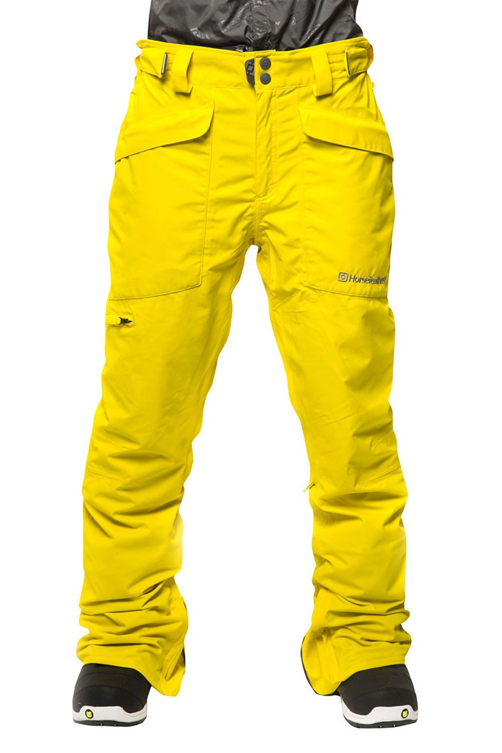 Horsefeathers Prior Girls Snowboardhose (yellow)