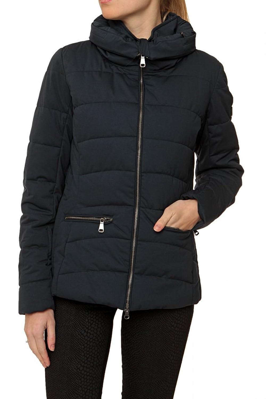 Geox Damen Jacke Winterjacke , Farbe: Dunkelblau
