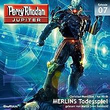 MERLINS Todesspiel (Perry Rhodan Jupiter 7) Hörbuch von Christian Montillon, Kai Hirdt Gesprochen von: Marco Sven Reinbold
