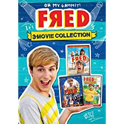 Fred: 3-Movie Collection DVD