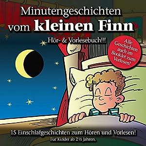 Minutengeschichten vom kleinen Finn Hörbuch