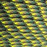 Paracord Planet Nylon 550lb Type III 7 Strand Paracord Made in the U.S.A. -Lizard -