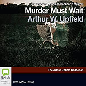 Murder Must Wait Audiobook