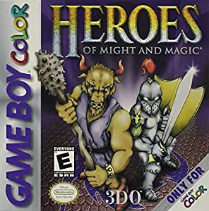 Amazon.com: Heroes Of Might And Magic: Nintendo Game Boy