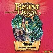 Narga, Monster der Meere (Beast Quest 15) | Adam Blade