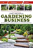 img - for Start and Run a Gardening Business book / textbook / text book