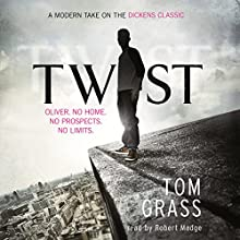 Twist (       UNABRIDGED) by Tom Grass Narrated by Robert Madge