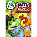 Leap Frog: Math Circus [DVD] [Region 1] [US Import] [NTSC]