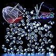 GDEALER LED Solar Lichterkette Weihnachten Decoration 22m 200 LED 8 Modes Wasserdicht f�r Outdoor Party, Haus Dekoration, Hochzeit, Weihnachten, Feier Festakt (Wei�)