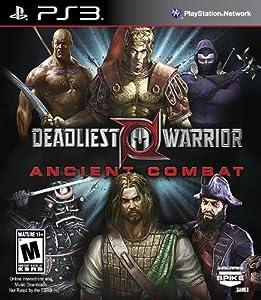 Deadliest Warrior: Ancient Combat - Playstation 3