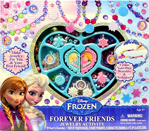 Tara-Toy-Frozen-Forever-Friends-Jewelry-Activity-Playset