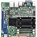 ASRock AD2550R/U3S3 Server Board (Atom D2550, Intel ICH10R, DDR3, S-ATA 600, Mini ITX)