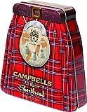 Campbells Shortbread Kilt Tin 150 g