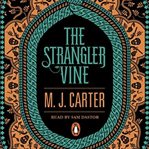 The Strangler Vine Audiobook