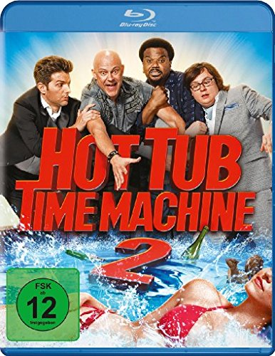 Hot Tub 2 - Time Machine [Blu-ray]