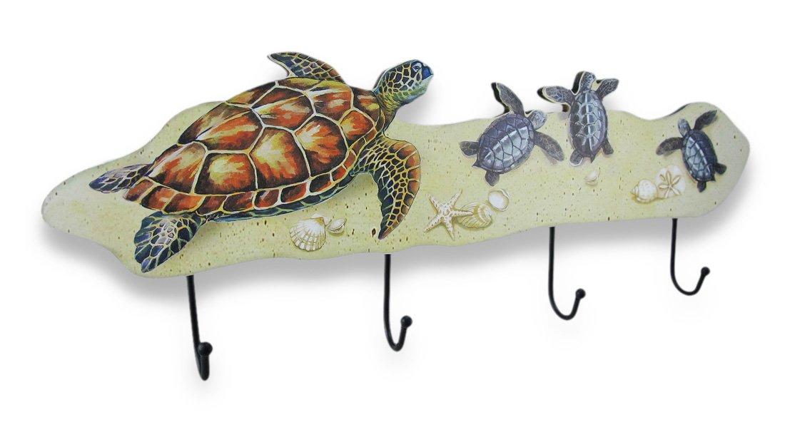 Turtle Wall Hooks Sea Beach D 233 Cor Ideas 183 Decorative Wall