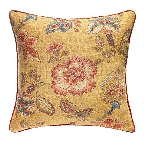 Jardin Square Pillow by Croscill