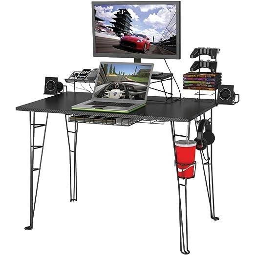 Amazon.com - Atlantic 33935701 Gaming Desk - Computer Desk