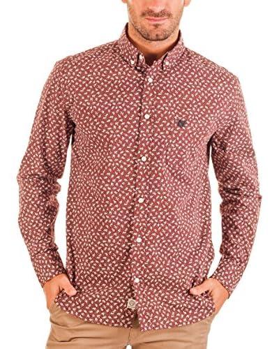 BENDORFF Camisa Hombre Rojo