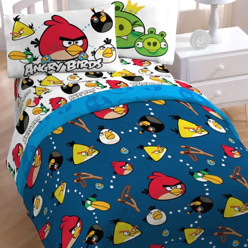 Angry Birds Bedding 3315 front