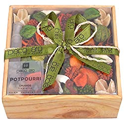 Potpourri Orange fragrance - 250 g - DECO ARO