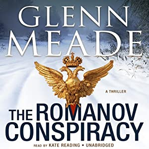 The Romanov Conspiracy Audiobook