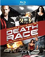 Death Race Unrated Two-movie Box Set Death Race Death Race 2 Blu-ray by Universal Studios