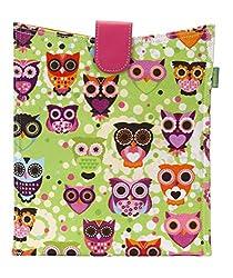 Fatakka Polka Owl IPAD Sleeve