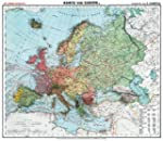 Historsiche Karte: Europa, um 1910 (P...
