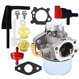 Carburetor for Briggs Stratton Craftsman Tiller Intek 190 6 HP 206 5.5hp Engine (Tamaño: 591299)