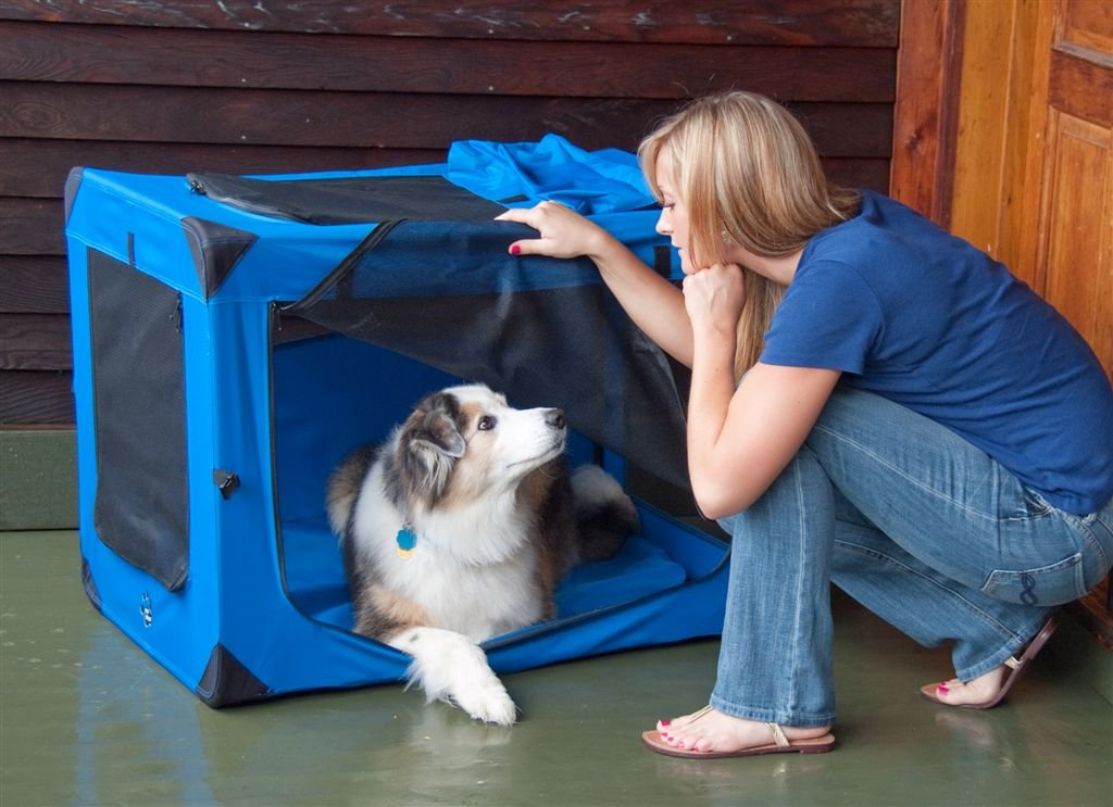 Soft Dog Crates Webnuggetz Com