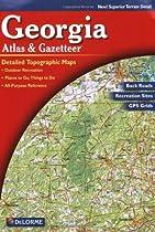 Georgia Atlas & Gazetteer