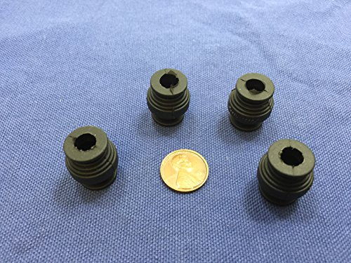4 Pieces DJI Gimbal Z15 Phantom FPV Av-9 Anti-vibration Rubber Dampener Ball B15