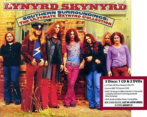 Southern Surroundings: The Ultimate Skynyrd Collection (1 CD/2 DVD) by UMe / Geffen Records (2012-01-01)
