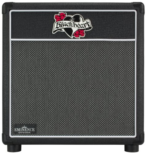 Crate Blackheart BH 110 Killer Cab Guitar Amp Cabinet, 1 x 10