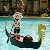 Singing Pool Gondolier - Improvements