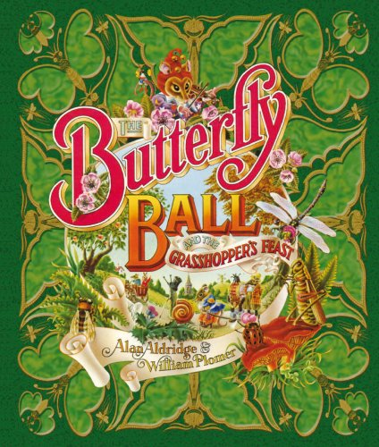 The Butterfly Ball and the Grasshopper's Feast, Plomer, William