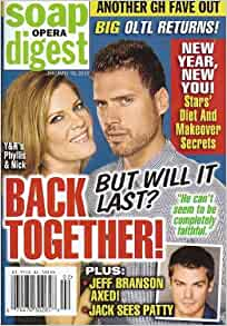 jeff branson dating michelle stafford Watch jeff branson exclusive videos, interviews, video clips and more at tvguidecom.