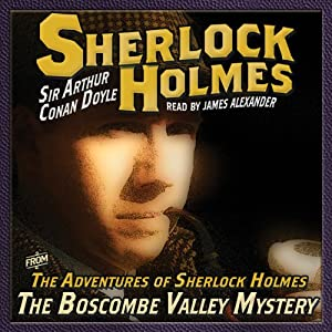 The Adventures of Sherlock Holmes: The Boscombe Valley Mystery Audiobook