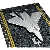 Hot Wings F-22 Raptor (WHITE & GREY)