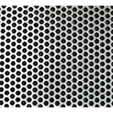 "22g Perforated Stainless Steel Sheet - 18"" x 24"" x .030"""