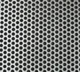 """PERFORATED 304 STAINLESS SHEET 24G x 30 1/4"""" x 24"""", 3/16"""" Perfs, 1/4"""" Centers ..."""