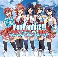 Fan Fanfare!!! 早瀬愛華(CV:雨宮天)メインバージョン