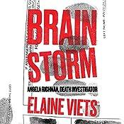 Brain Storm: Death Investigator Angela | Elaine Viets