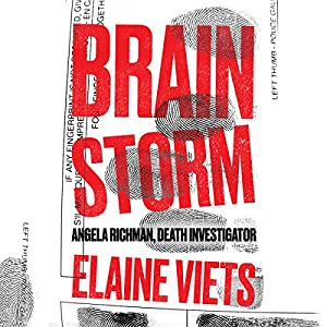 Brain Storm Audiobook